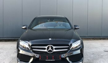 Second-hand Mercedes C 2016 full