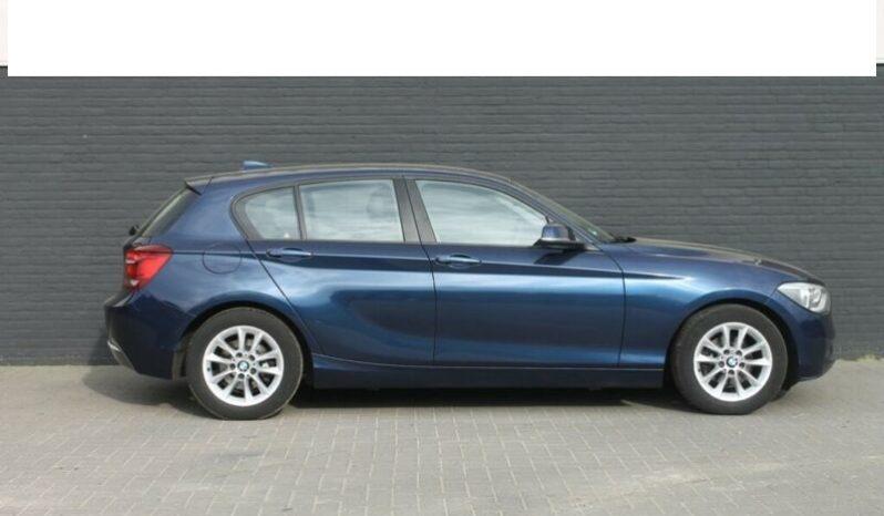 Second-hand BMW Seria 1 2013 full