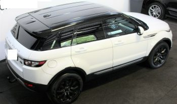 Second-hand Land Rover Range Rover Evoque 2014 full