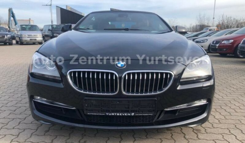 Second-hand BMW Seria 6 2010 full