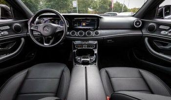 Second-hand Mercedes E 2017 full