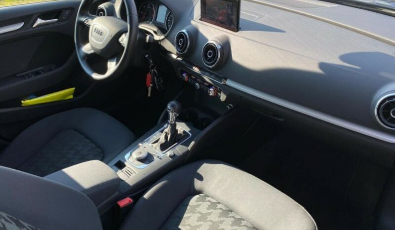 Second-hand Audi A3 2014 full