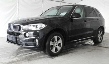 Second-hand BMW X5 2016 full