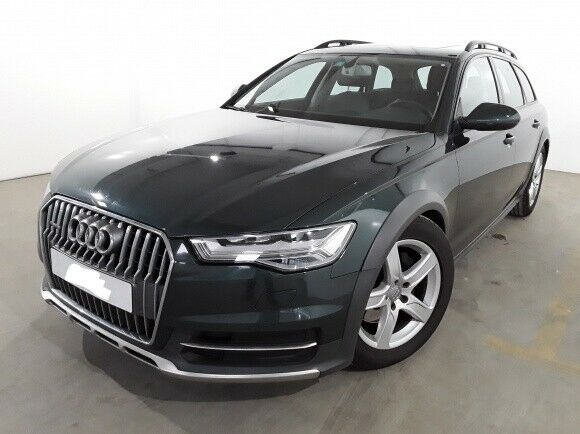 Second-hand Audi A6 2017 full