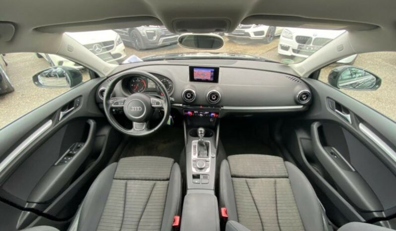 Second-hand Audi A3 2013 full