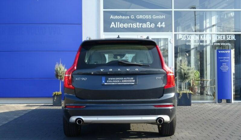 Second-hand Volvo XC90 2017 full