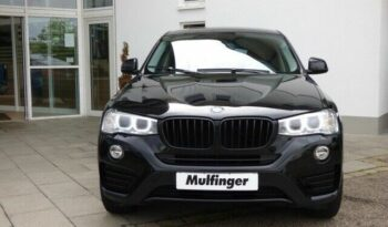 Second-hand BMW X4 2017 full