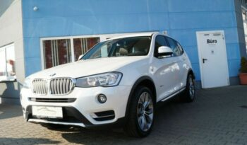 Second-hand BMW X3 2015 full