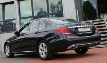 Second-hand Mercedes E 2017 full